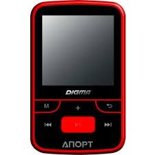 Скидки MP3 плееры (Flash, HDD) <b>Digma</b> в Москве: Акции и ...