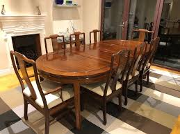 cherry wood dining table. Cherry Wood Dining Table Contemporary 6 Or 8 Person Including Chairs In Inside