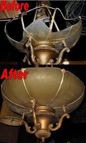 chandelier repair
