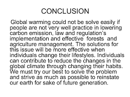 conclusion on global warming essay global warming essay questions  global warming