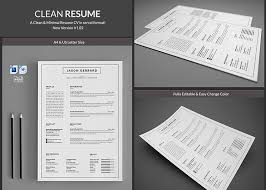 Microsoft Office Resume Template Cool 28 Professional MS Word Resume Templates With Simple Designs