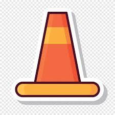 Lihat ide lainnya tentang gambar, lambang negara, desain signage. Orange Icon Red Road Cone Material Angle Text Png Pngegg
