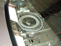 2006 2011 honda civic car audio profile Wiring Diagram Honda Civic 2008 factory subwoofer (crutchfield research photo) 2008 honda civic radio wiring diagram