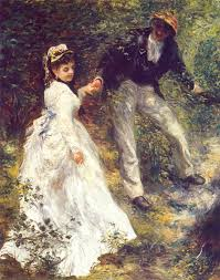 paintings renoir pierre auguste