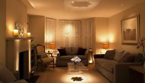 Cool Living Room Lighting