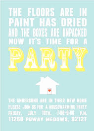 Housewarming Party Invitation Template Best Of Free Housewarming
