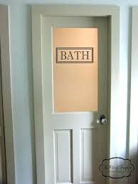 water heater closet door fantastic bathroom boasts a frosted glass water closet door best glass bathroom door ideas on tub