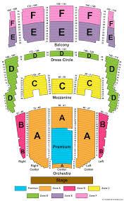 Queen Elizabeth Theatre Vancouver Seating Chart