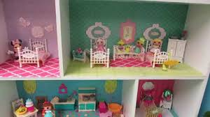 mini doll house furniture. modren doll diy dollhouse for mini lalaloopsy dolls from a closetmaid cubeical  organizer  youtube to doll house furniture