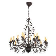 chandeliers hampton bay landscape lighting installation hampton bay 15 light tuscan copper hanging chandelier hampton