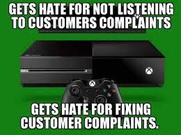 Xbox One vs. PS4: Top 20 Funniest Memes | Heavy.com via Relatably.com