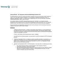 Method Of Statement Unique INTERCEPT 48 ABPI
