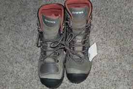 Details About New Simms G3 Guide Wading Boot Felt Sole Mens Us Size 8 Fly Fishing