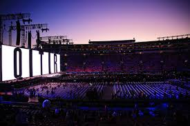 Cogent Rose Bowl Stadium Concerts Rose Bowl Seating Chart