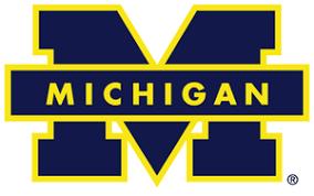 Small Picture Michigan Wolverines Logo