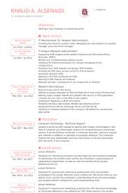 Cissp Resume Example Examples Of Resumes