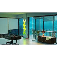 Nanoleaf Aurora Lighting Smarter Kit | Lighting design, Apartment ...
