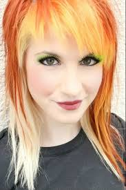 celebrity make overs hayley williams by fenton makeup after a taaz virtual makeover
