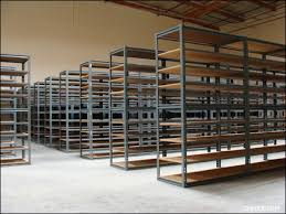 attractive large storage shelf rapid rack boltless shelving for garage with basket cupboard cabinet cube wooden metal plastic