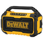 Dewalt DCR010 20V Max Bluetooth Jobsite Speaker