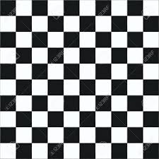 Black And White Checkered Floor Tiles With Texture This Seamlessly As A  Patternblack Checkerboard Laminate Flooring
