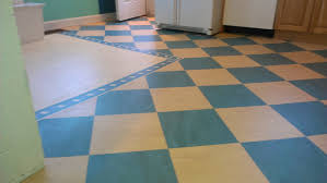 Floor Linoleum For Kitchens Kitchen Floor Linoleum Over The Original Linoleum Floor Big No No