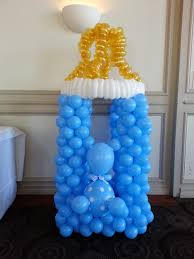 Baby Bottle Balloon Decoration Balloons For Baby Shower Party Favors Ideas 11
