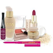 lotus herbals make up useful bridal makeup kit