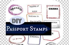Stamps Template Passport Stamp Template Australian Passport Passport Stamp