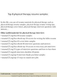 topphysicaltherapyresumesamples lva app thumbnail jpg cb