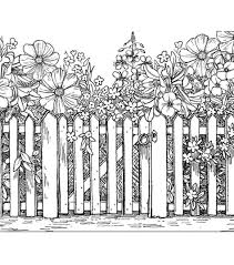 picket fence drawing. Picket Picket Fence Sketch Fence Drawing At Getdrawingscom Free For  Personal Use Rhgetdrawingscom Best Fences Images L