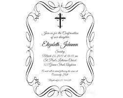 Catholic Baptism Invitations Baptism Invitation Template Printable Free Customized 5 Templates
