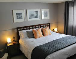 Orange And Grey Bedroom 20 Grey Bedroom Decorating Ideas Newhomesandrewscom