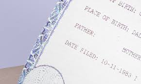 How To Make A Birth Certificate What Does It Mean If There Is No Father On Your Birth Certificate