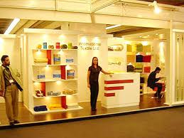 Stall Display Stands International Textiles First Rain Exhibition Stands for Global 33