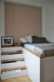 platform bed with stairs. Contemporary Stairs Bathroom Storage Solutions And Organization Tips And Platform Bed With Stairs