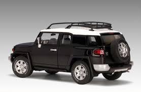 AUTOart: Toyota FJ Cruiser - Black (78856) in 1:18 scale | Toyota ...