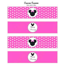Mickey And Invitation Templates Minnie Mouse Birthday Template