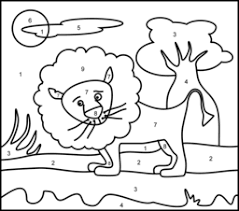 Simple, difficult, and without numbers. Printable Coloring Pages