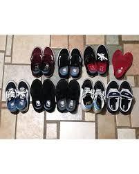 vans 9 5 mens. bulk discount 8 shoe package deal vans shoes new \u0026 used sizes 9 9.5 mens vans 5 n
