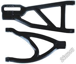 <b>RPM</b>-80192 Traxxas Revo <b>Rear</b> A-arms – Black - <b>рычаги подвески</b> ...