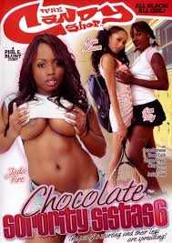 Chocolate sorority sistas anal