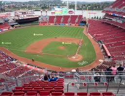 Great American Ball Park Section 520 Seat Views Seatgeek