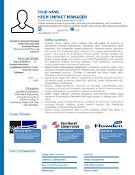 Free Resume Samples Free Cv Template Download Free Cv Sample
