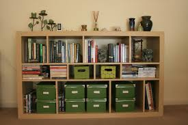 Bookshelf, Fascinating Horizontal Bookshelves Vertical Bookcase Brown Horizontal  Bookshelves With Book And Green Box: