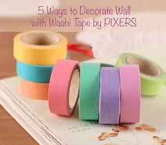 Best Masking Tape For Decorating 100 Ways to Decorate Wall with Washi Tape pixersize 34