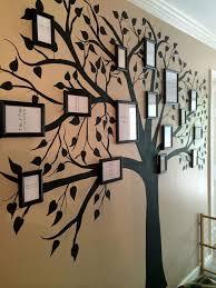 tree wall painting family tree mural