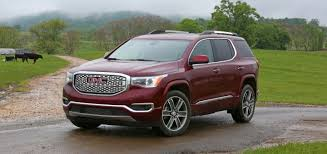 2018 gmc acadia denali. beautiful acadia 2017 gmc acadia denali media drive  exterior 007 on 2018 gmc acadia denali