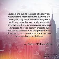 John O Donohue Beauty Quotes