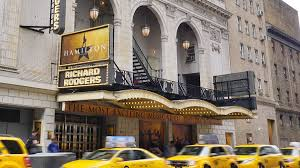 Hamilton Broadway Theater Seating Chart Richard Rodgers Theatre Broadway Direct